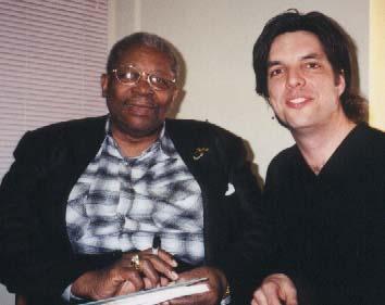 BB King at Massey Hall, Toronto 2001