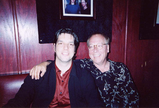 Goddo - Greg Goddovitz at Healey's, Toronto 2003