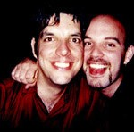 Myself and James Meston -Sweet Baby James from Australia 2002