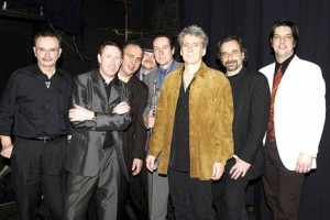 The Maple Blues Awards Band