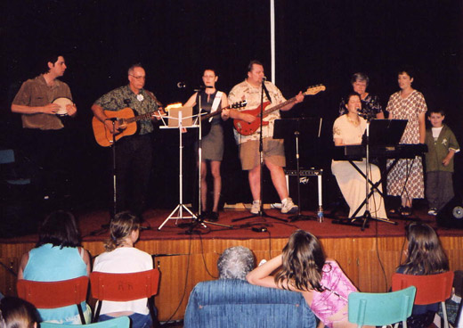 Musical Family in Concert 2002