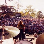Sue Foley at Bishopstock, Exeter England 2002
