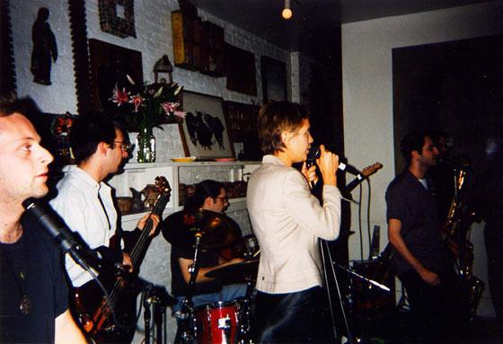 Bourbon Tabernacle Choir - New York City House Party 1995