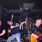 Jeff Healey, Steve Lukather, Myself, Greg Goddovitz, Big Ben at Healey's