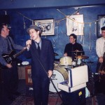 Raoul and the Big Time at Blues On Bellair 2002