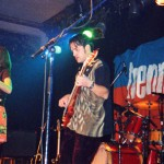 Hennessey at Barrymores, Ottawa 2000